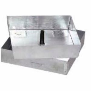 Registros de acero zincado