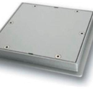 Registros estancos de aluminio, inoxidables y galvanizado