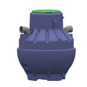 Separador de grasas e hidrocarburos